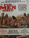 For Men Only November 1962 magazine back issue cover image