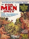 For Men Only July 1963 magazine back issue cover image