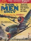 For Men Only August 1963 magazine back issue cover image