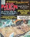 For Men Only November 1963 magazine back issue cover image