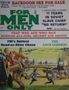 For Men Only December 1963 magazine back issue cover image