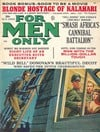 For Men Only February 1965 magazine back issue cover image