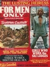 For Men Only March 1971 magazine back issue cover image