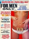 For Men Only April 1971 magazine back issue cover image