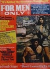 For Men Only August 1971 magazine back issue cover image