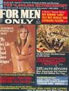 For Men Only September 1971 magazine back issue cover image