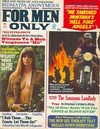 For Men Only July 1972 magazine back issue cover image