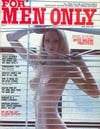 For Men Only July 1975 magazine back issue cover image