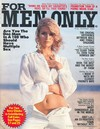 For Men Only December 1975 magazine back issue cover image