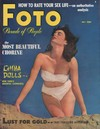 Foto September 1950 magazine back issue