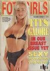 Foto Girls Vol. 8 # 11 magazine back issue