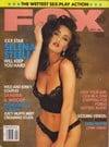 Selena Steele magazine cover Appearances Fox September 1991