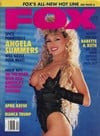 Fox April 1992 magazine back issue cover image
