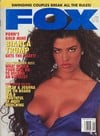 Fox May 1992 magazine back issue cover image