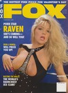 Casha Rae magazine cover Appearances Fox February 1993