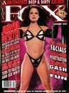 Jewel De'Nyle magazine cover Appearances Fox January 2001