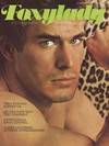 Foxylady February 1975 magazine back issue