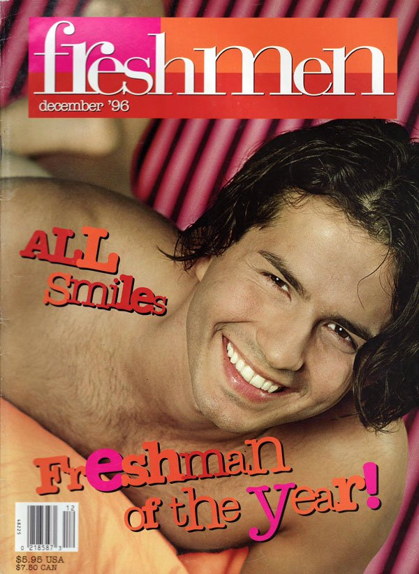 freshmen magazine biggest cock
