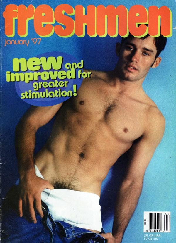from Thaddeus freshmen magazine gay