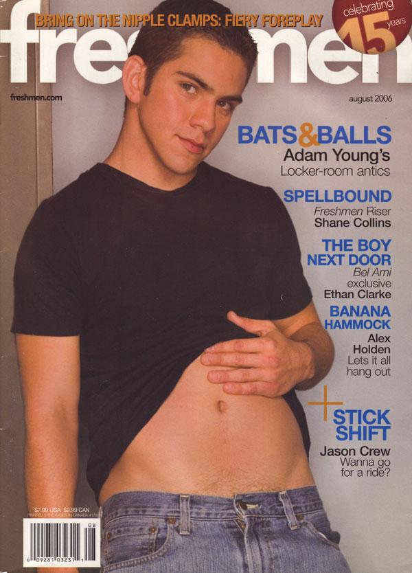 Freshmen magazine biggest cock pics 382