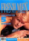Freshmen February 1991 magazine back issue