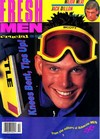 Freshmen December 1991 magazine back issue