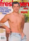 Freshmen February 2008 magazine back issue