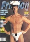 Friction January 1992 magazine back issue