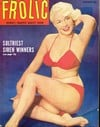 Frolic August 1952 magazine back issue
