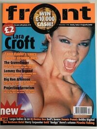 Front # 2, December 1998 magazine back issue