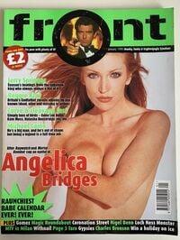 Front # 3, January 1999 magazine back issue