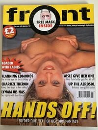 Front # 5, March 1999 magazine back issue
