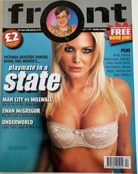 Front # 6, April 1999 magazine back issue