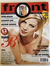 Front # 8, June 1999 magazine back issue