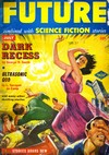 Future Combines with Science Fiction Stories July 1951 magazine back issue