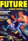 Future Combines with Science Fiction Stories November 1951 magazine back issue