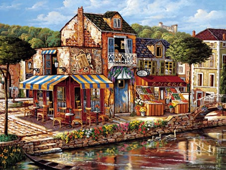 village hotel fx schmid puzzle made in germany villagehotel