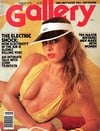 Gallery August 1978 magazine back issue