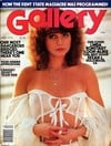 Gallery April 1979 magazine back issue
