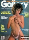Gallery December 1984 magazine back issue