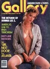 Gallery March 1985 magazine back issue