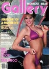 Gallery April 1985 magazine back issue cover image