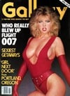 Gallery May 1985 magazine back issue cover image