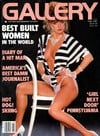 gallery magazine back issues, nude women pictorial, erotic funny cartoons, political articles,  1987 Magazine Back Copies Magizines Mags