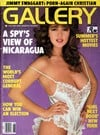 gallery magazine back issues, nude women pictorial, erotic funny cartoons, political articles,  1988 Magazine Back Copies Magizines Mags