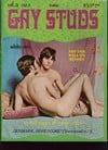 Gay Studs Vol. 2 # 1 magazine back issue