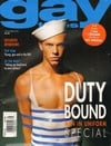 Gay Times # 266, November 2000 magazine back issue