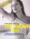 Gear January/February 2002 magazine back issue