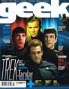 Geek Vol. 1 # 5 magazine back issue