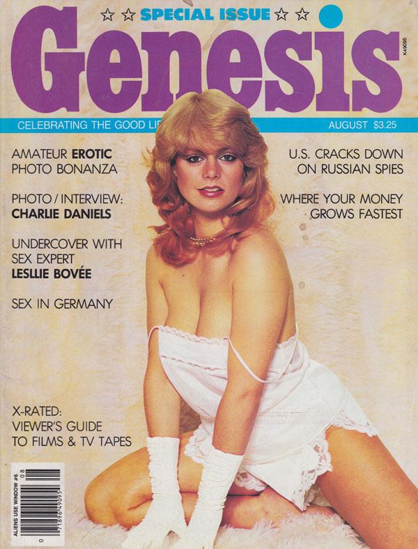 Порно журналы 1982